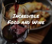 incredible Food and wine tours