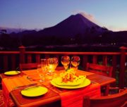 Cena noche con Costa Rica Green Adventures