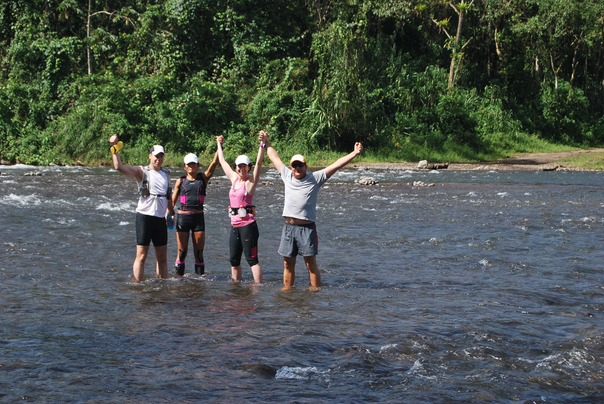 Running Adventure in the Rainforest of Costa Rica Tours