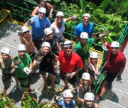 sky trek and tram arenal desafio tours