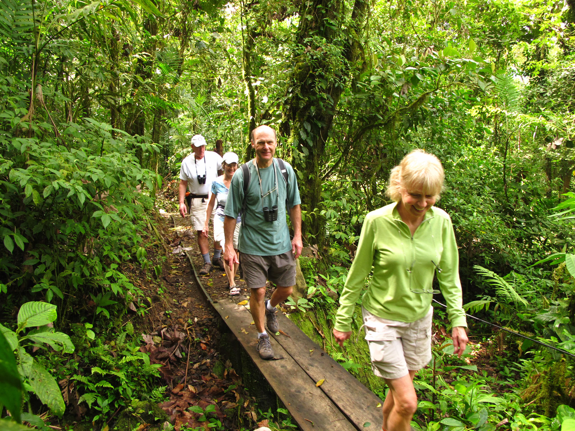 Best Of Costa Rica Vacation Package Arenal-Monteverde -CR