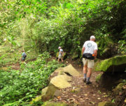 best costa rica hiking trails