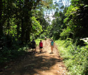 hiking trails in costa rica