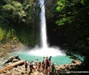 fortuna waterfall desafio