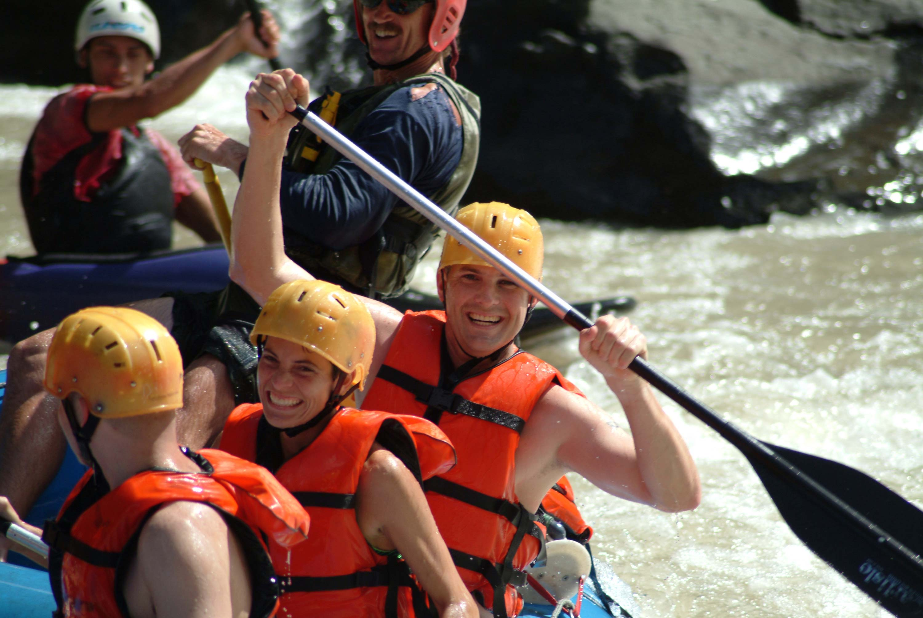 rafting tours costa rica