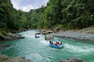 Pacuare Rive, Arenal Volcano and Guanacaste Tours Costa Rica